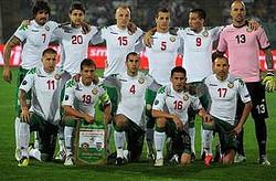 2013サッカーブルガリア代表ってどんなチーム???来日メンバーは?