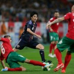 ブルガリア戦【試合結果・速報】2013サッカー日本代表