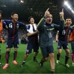 史上初!日本でワールドカップ出場を決めた!!