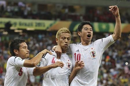 【動画】イタリア戦 コンフェデ杯 サッカー日本代表3-4 惜敗 本田・香川・岡崎ゴール 全得点の動画です。