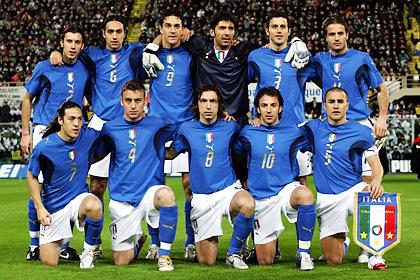 イタリア代表【メンバー&チーム情報】コンフェデレーションズカップ2013 注目の選手は?