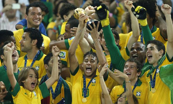 ブラジル3-0スペイン コンフェデ杯決勝 【試合結果・詳細】速報 フレッジ&ネイマールのゴールで3発圧勝!
