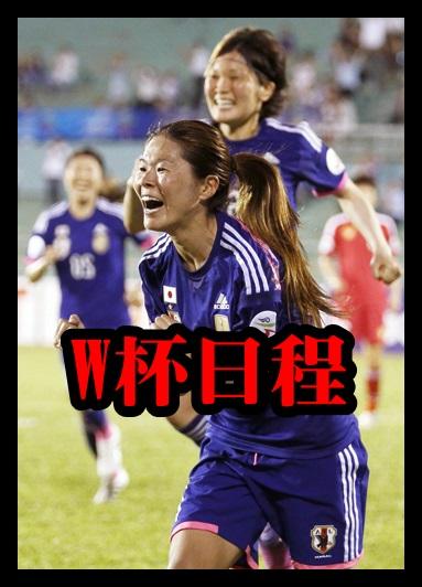 なでしこジャパン【日程+結果まとめ】女子ワールドカップ2015カナダ テレビ放送は?